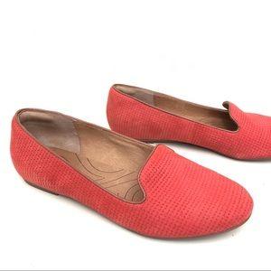 Clarks Shoes - Clark's round toe slip on flats
